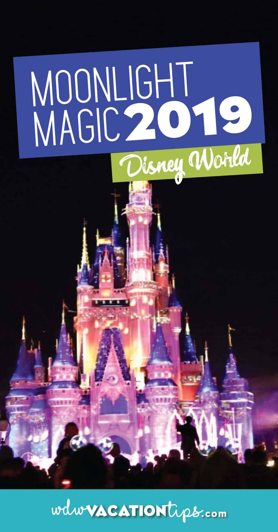 DVC Moonlight Magic for 2019 • WDW Vacation Tips