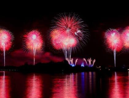 New Year's Eve at Walt Disney World 4