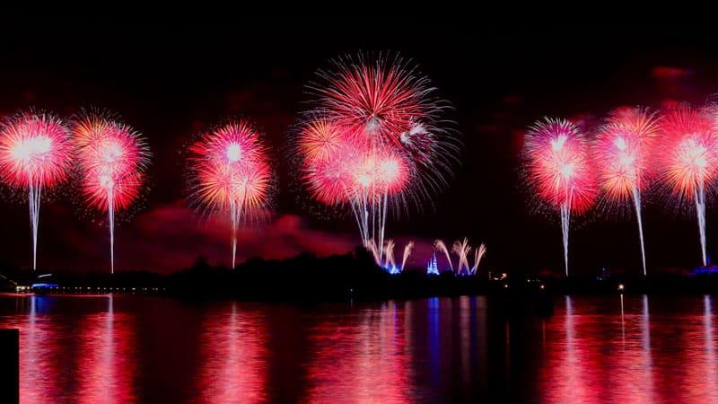 New Year's Eve at Walt Disney World 1