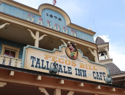 Pecos Bill Tall Tale Inn and Cafe 3