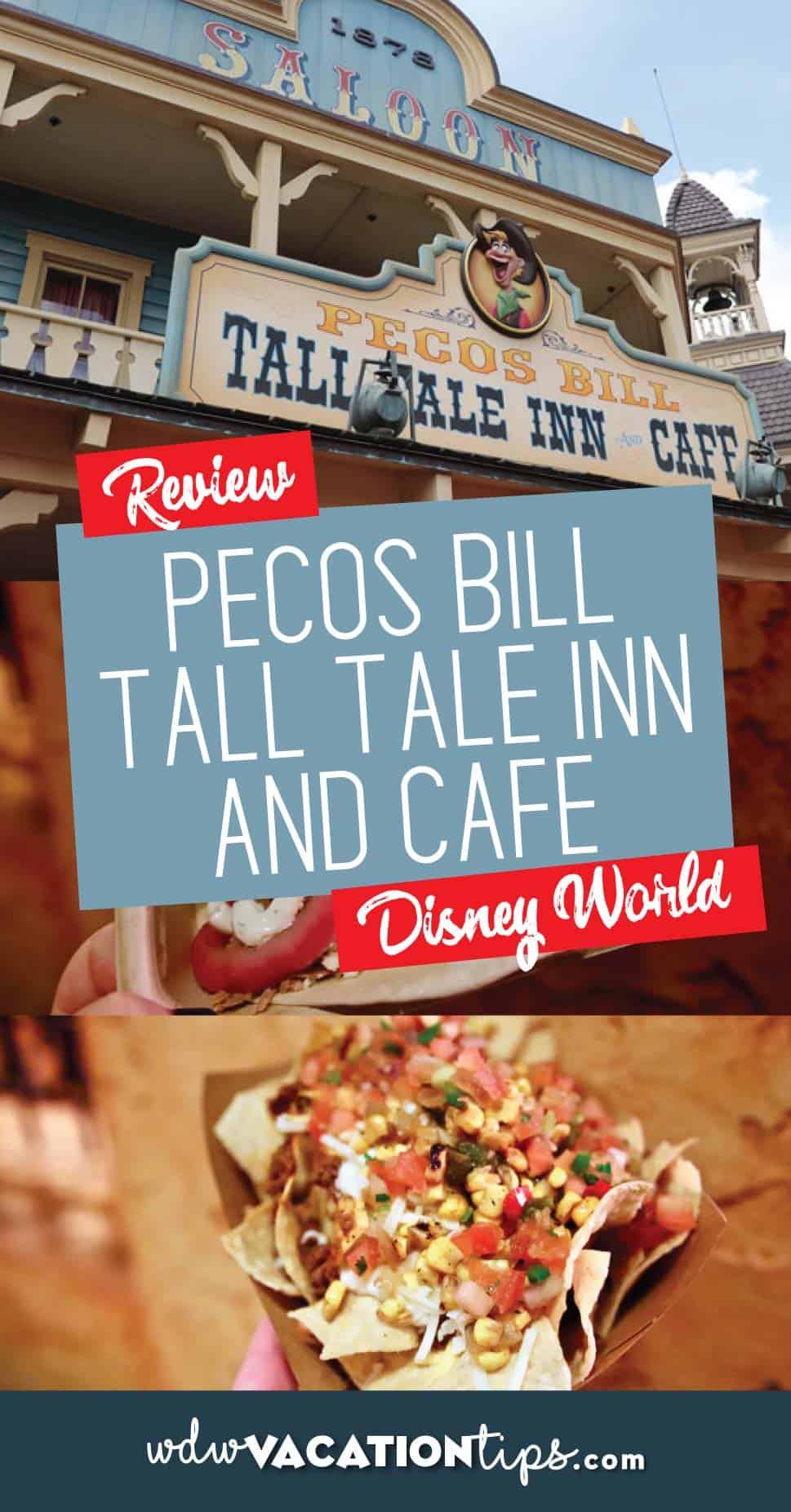 Pecos bill tall tall inn dining review