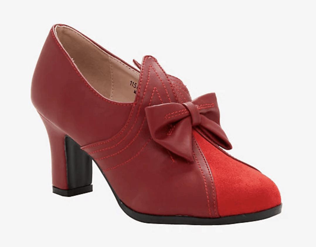 Mary Poppins Heels