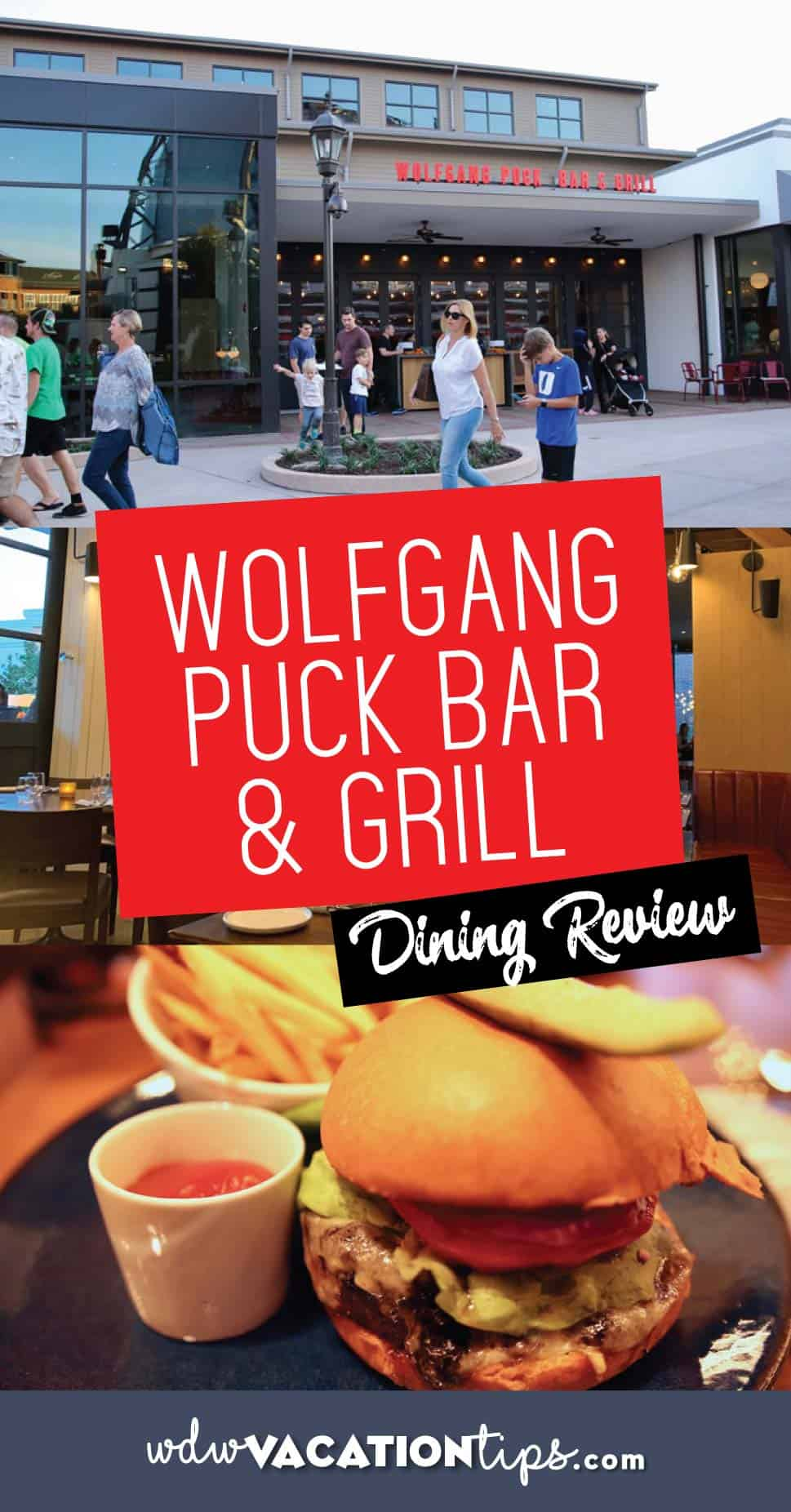 Wolfgang Puck Bar and Grill Dining Review