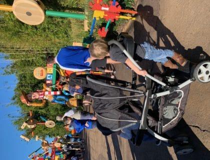 Best Stroller for Disney World 23