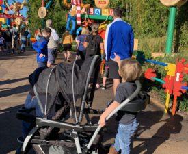 Best Stroller for Disney World