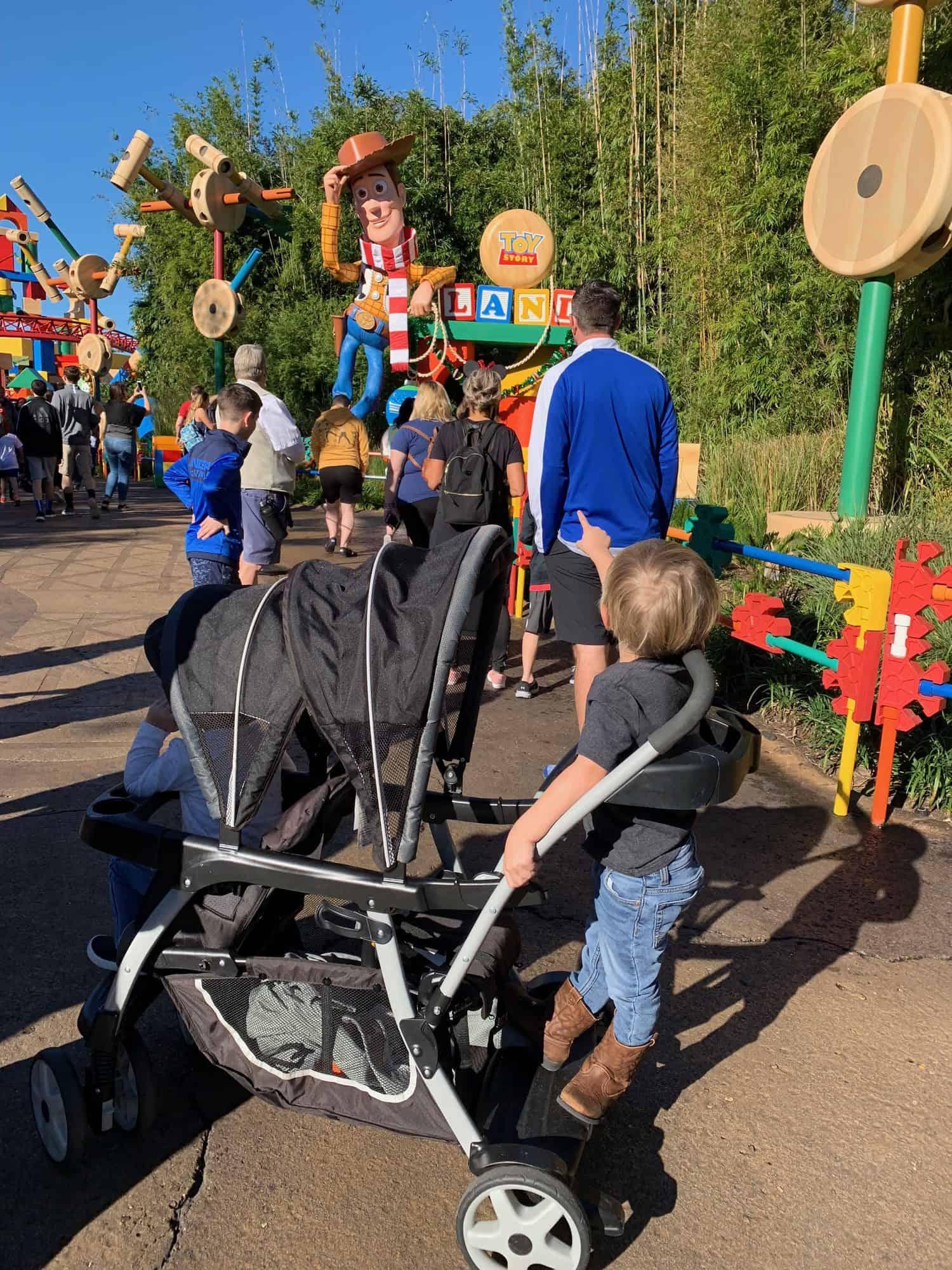 Best Stroller for Disney World 11