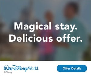WDW FREE Dining Promotion