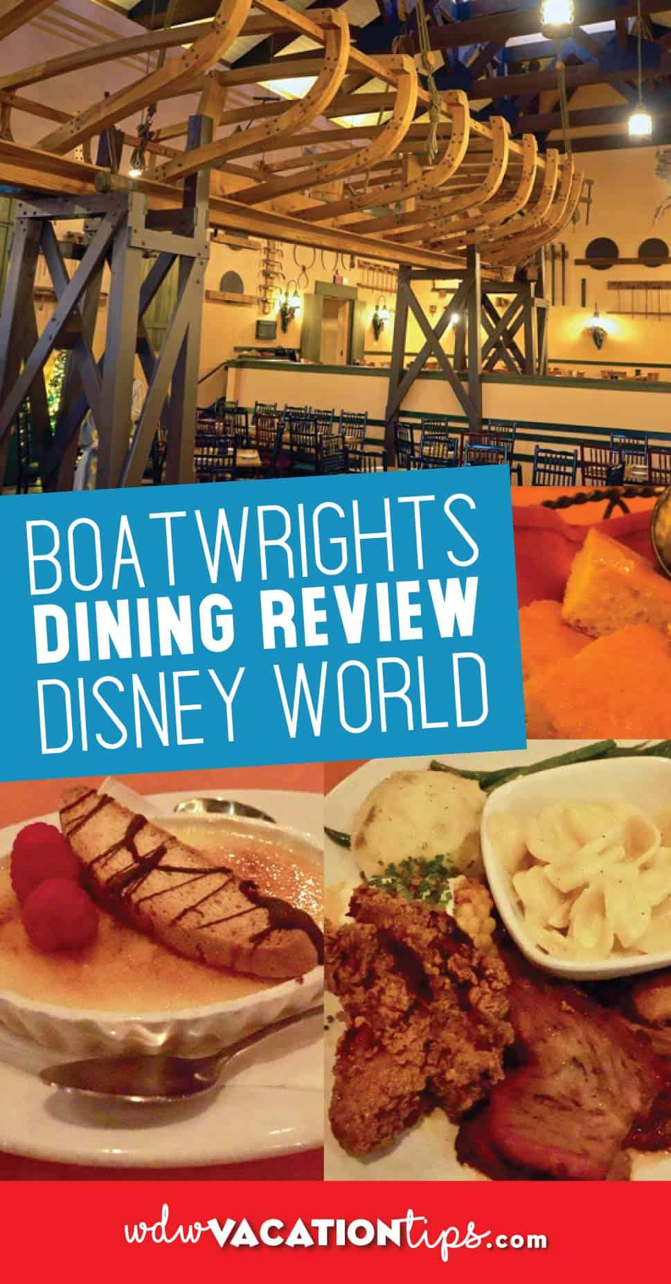 Boatwrights Dining Hall review