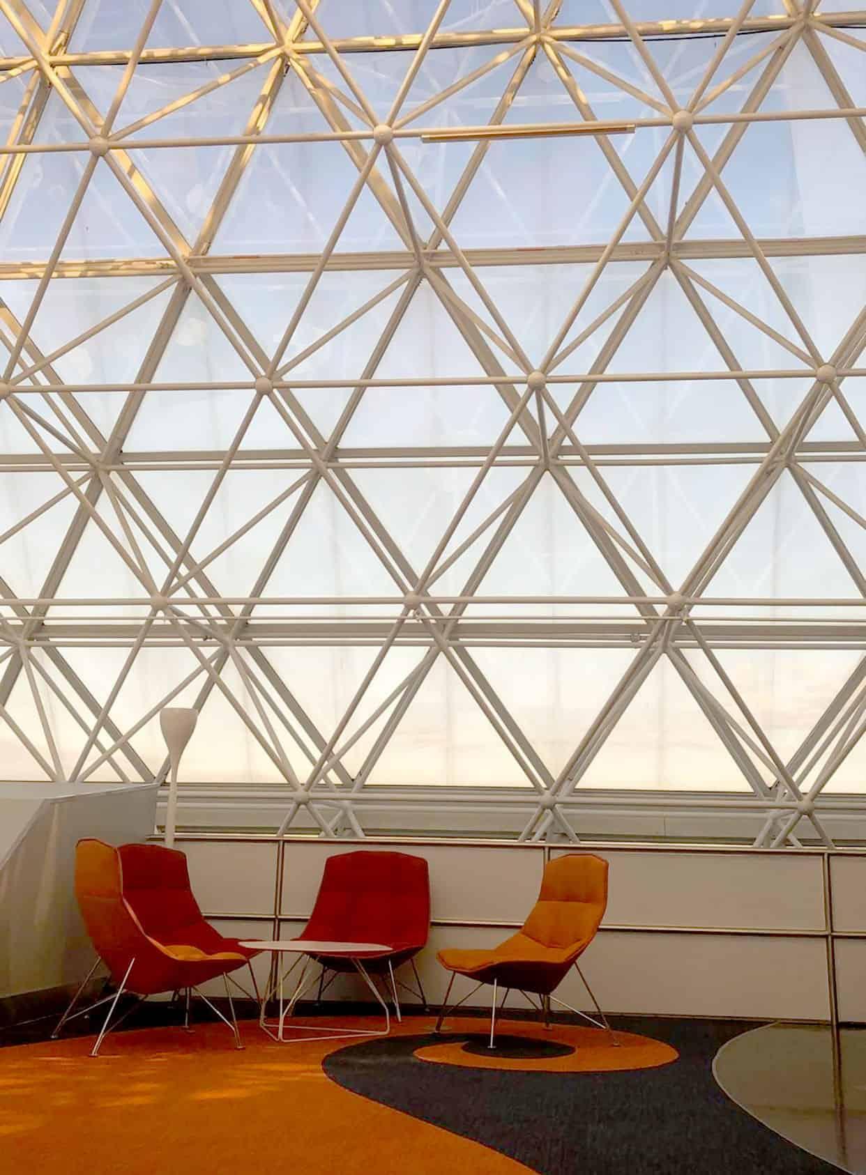 Epcot DVC Lounge
