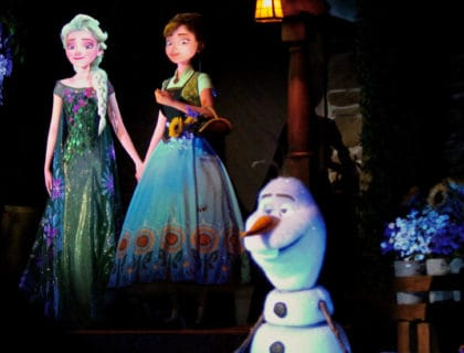 Where to Find Anna and Elsa at Walt Disney World 14