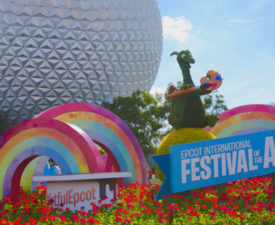What You Need to Know About Epcot's Festival of the Arts