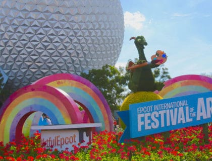 Epcot's Festival of the Arts is Back in 2021 and with More Days! 5