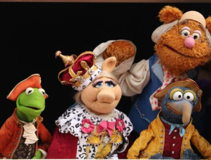 Muppets Magic Kingdom