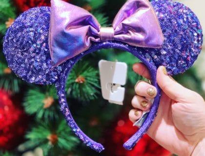 New Year, New Minnie Ears at Disney World 6
