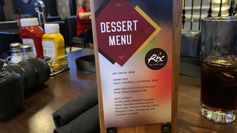 Rix Sports Bar and Grill 32
