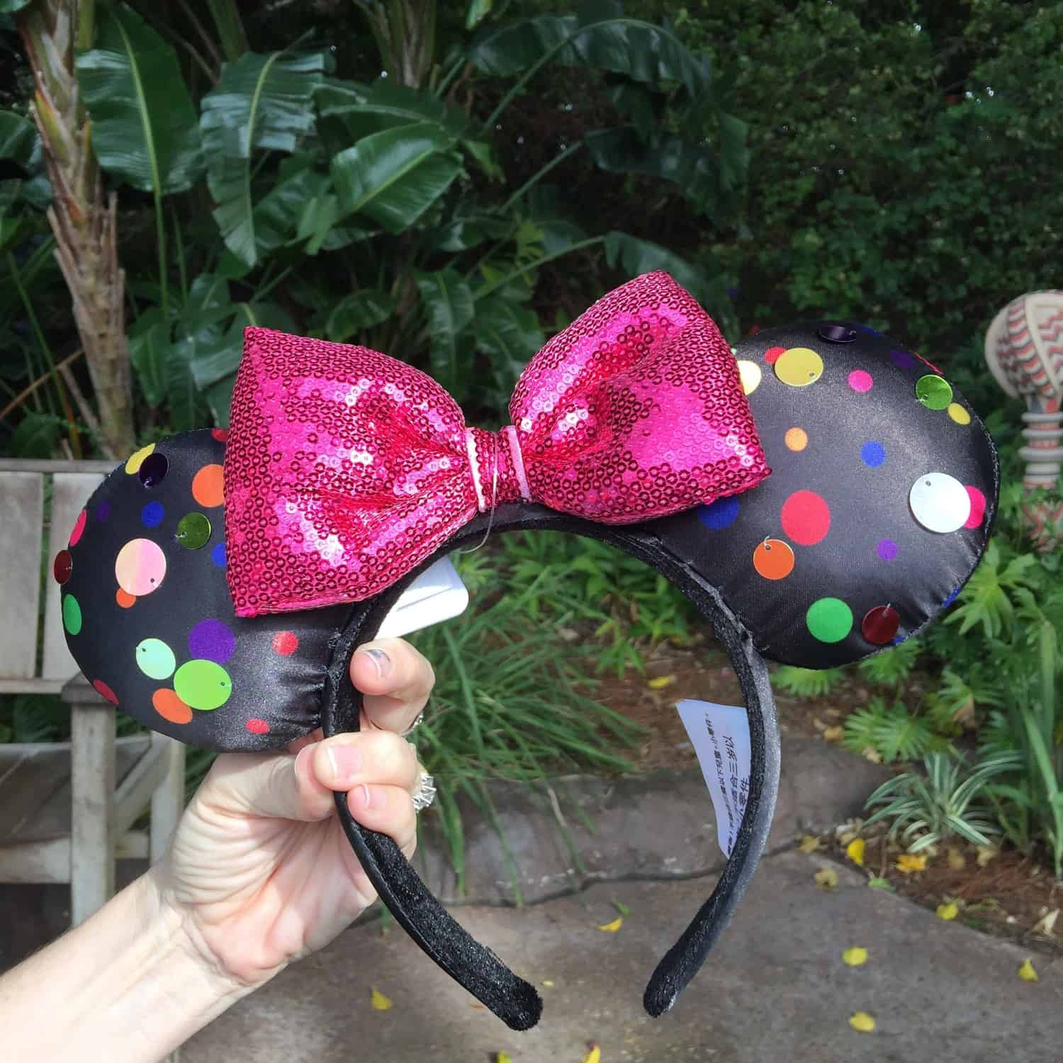 Rock the Dots Minnie Ears