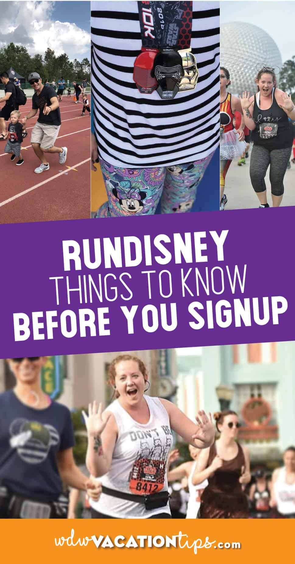 runDisney things to know
