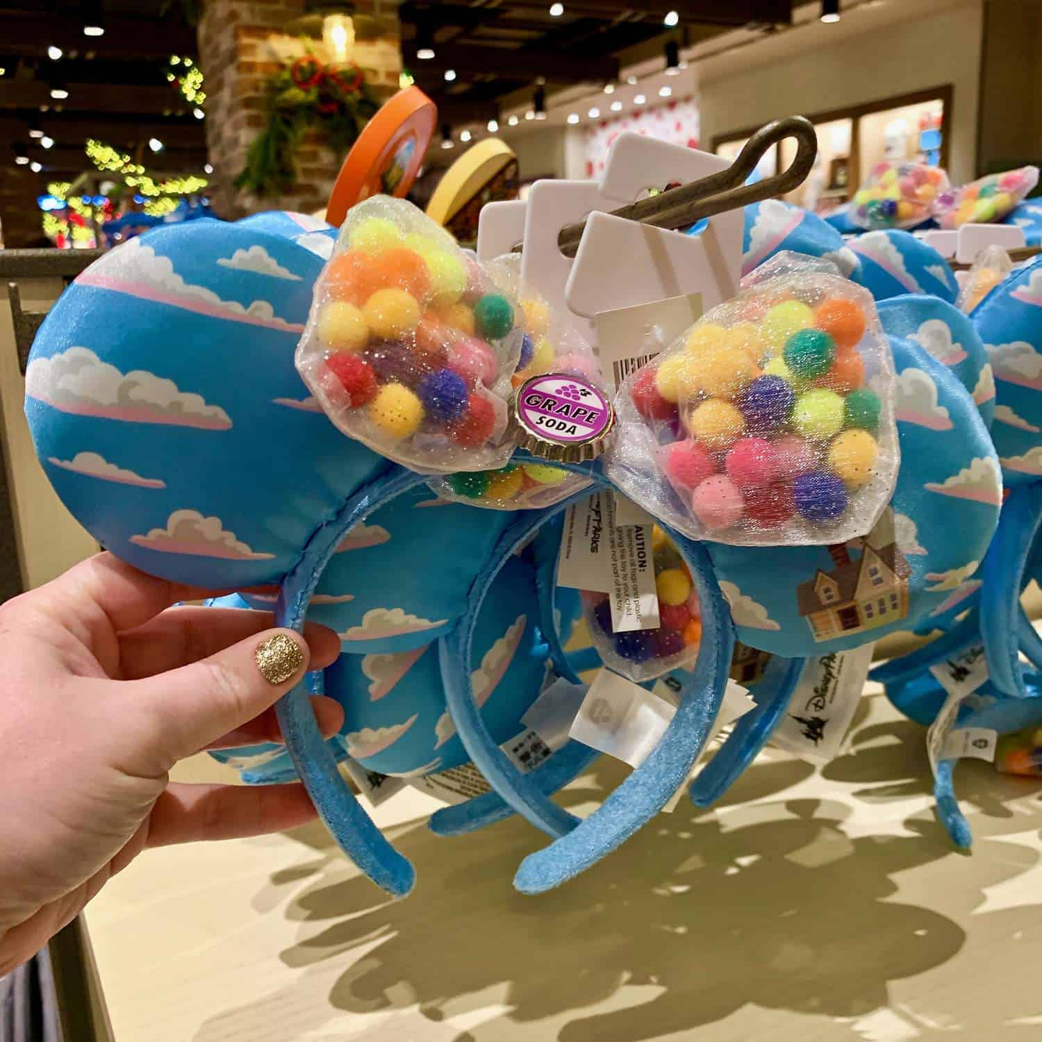 New Year, New Minnie Ears at Disney World 8