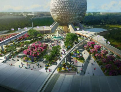 New Play Pavilion Coming to Epcot 3
