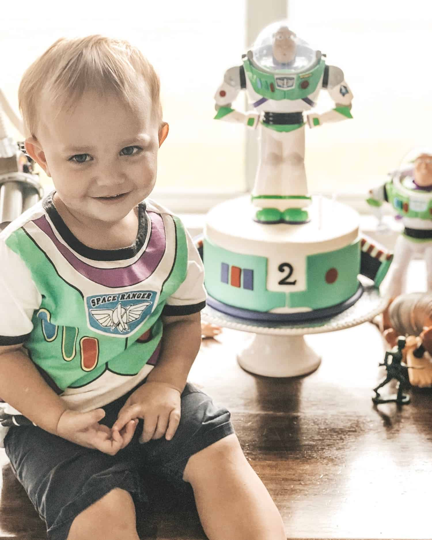 Toy Story Themed Birthday Party Inspiration 2