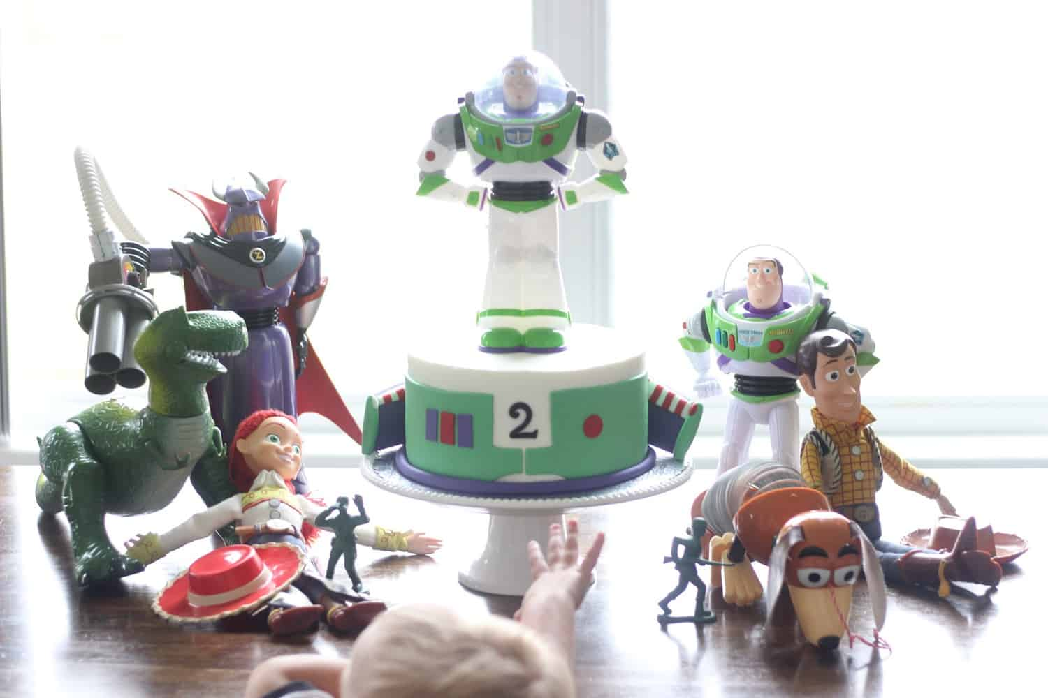 Toy Story Themed Birthday Party Inspiration 3