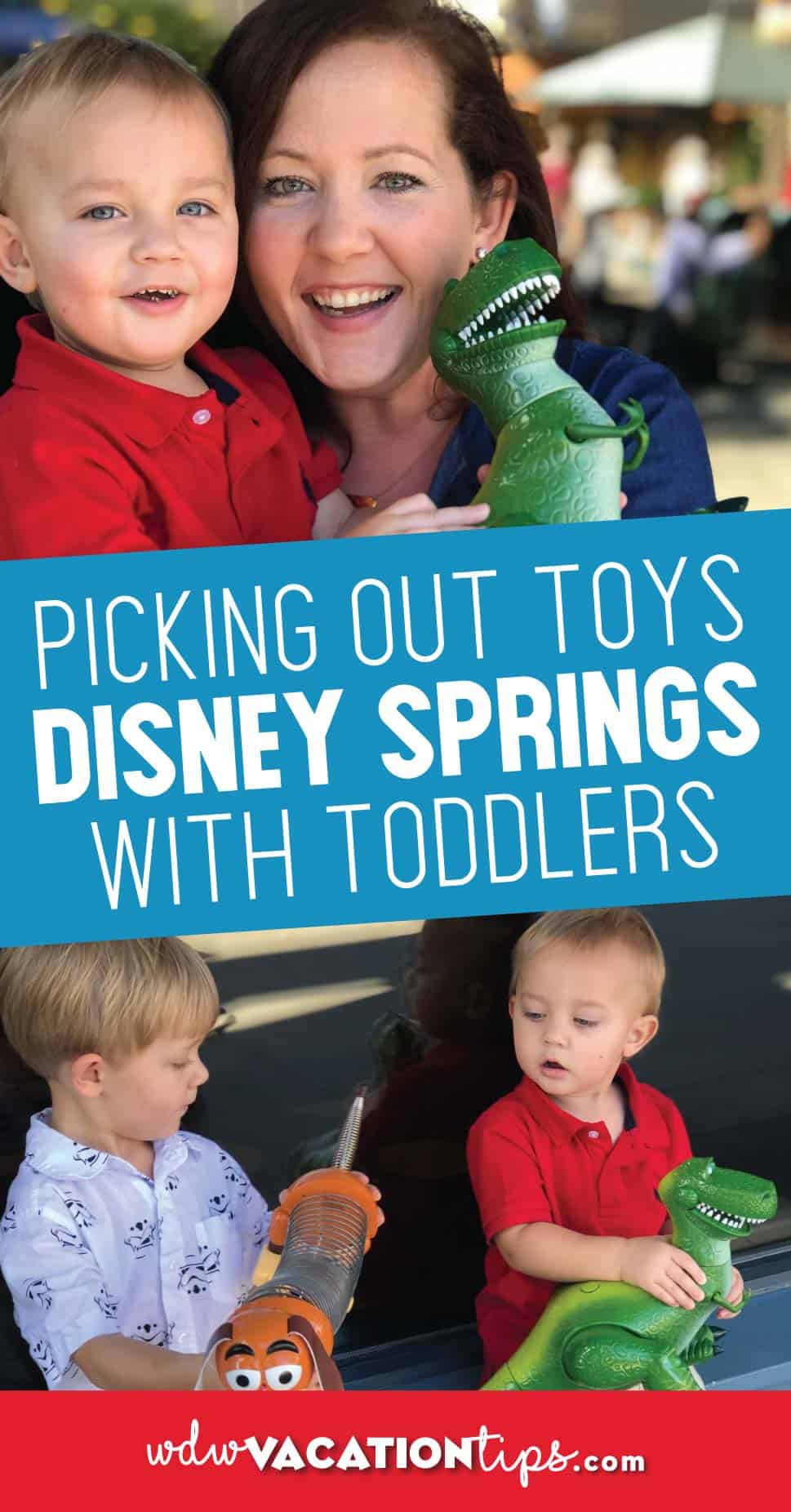 Toys for Toddlers at Disney Springs