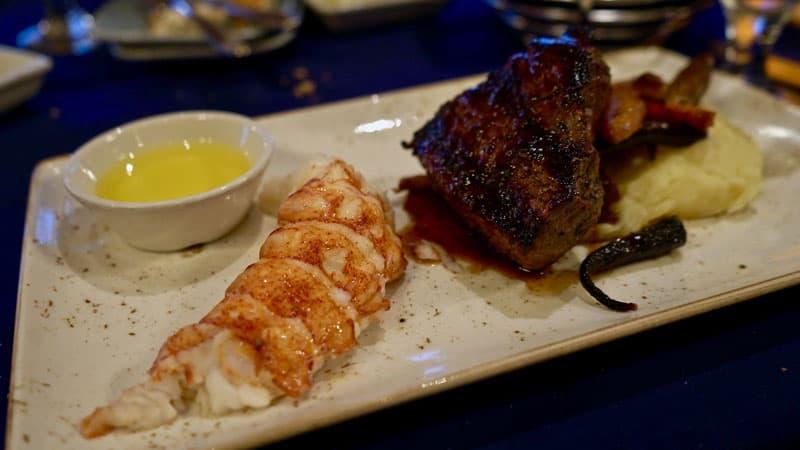 Steak and Lobster Narcoossee