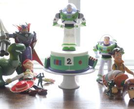 Toy Story Themed Birthday Party Inspiration