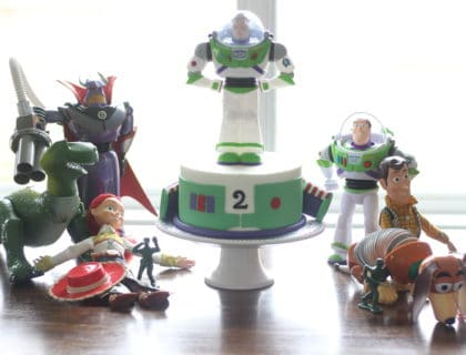 Toy Story Themed Birthday Party Inspiration 7