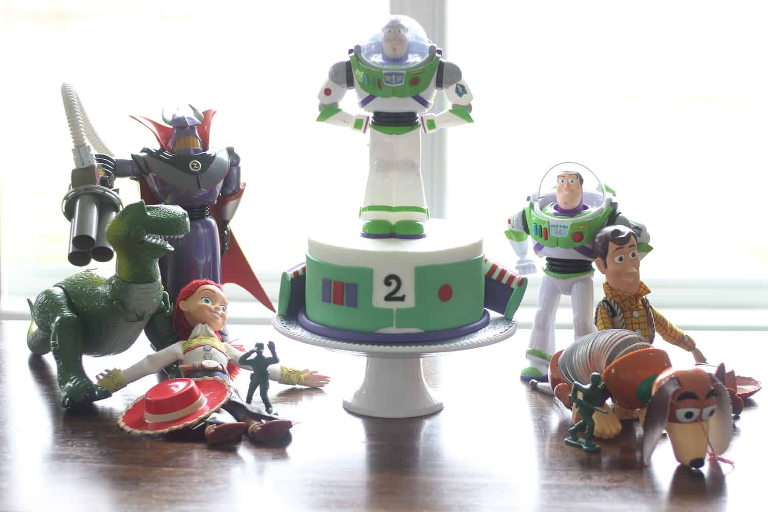 Toy Story Themed Birthday Party Inspiration 1