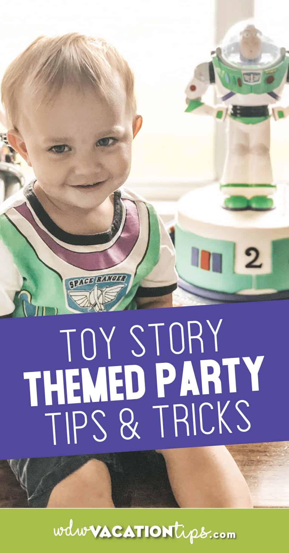 Toy Story Birthday Party Inspiration