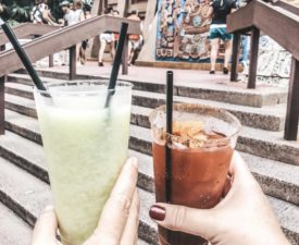 My Top 5 Disney Drinks for Adults
