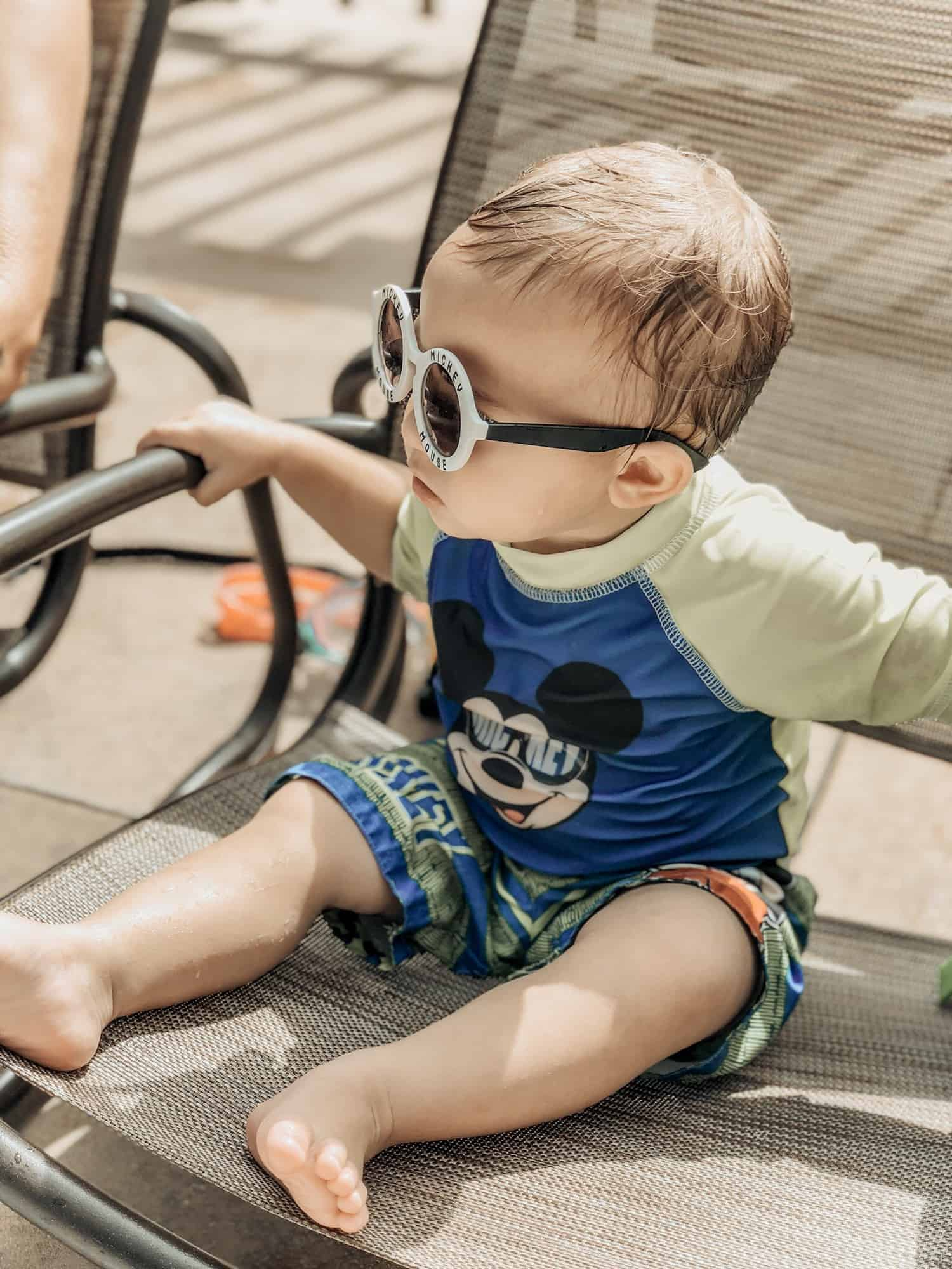 Best Disney Resort Pools for Babies and Toddlers 16