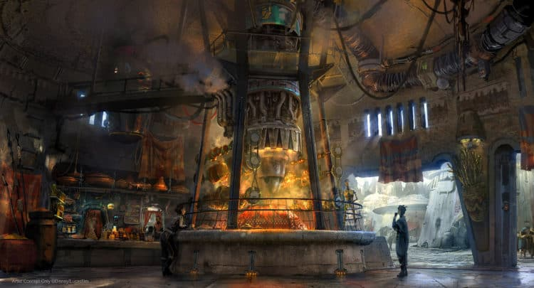 Opening Date for Star Wars Galaxy Edge is Here! 5