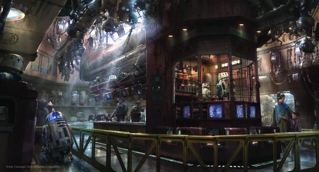 Opening Date for Star Wars Galaxy Edge is Here! 6