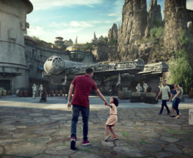 Opening Date for Star Wars Galaxy Edge is Here!