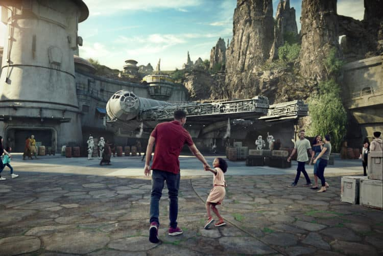 Extra Extra Magic Hours for Star Wars at Disney World 3