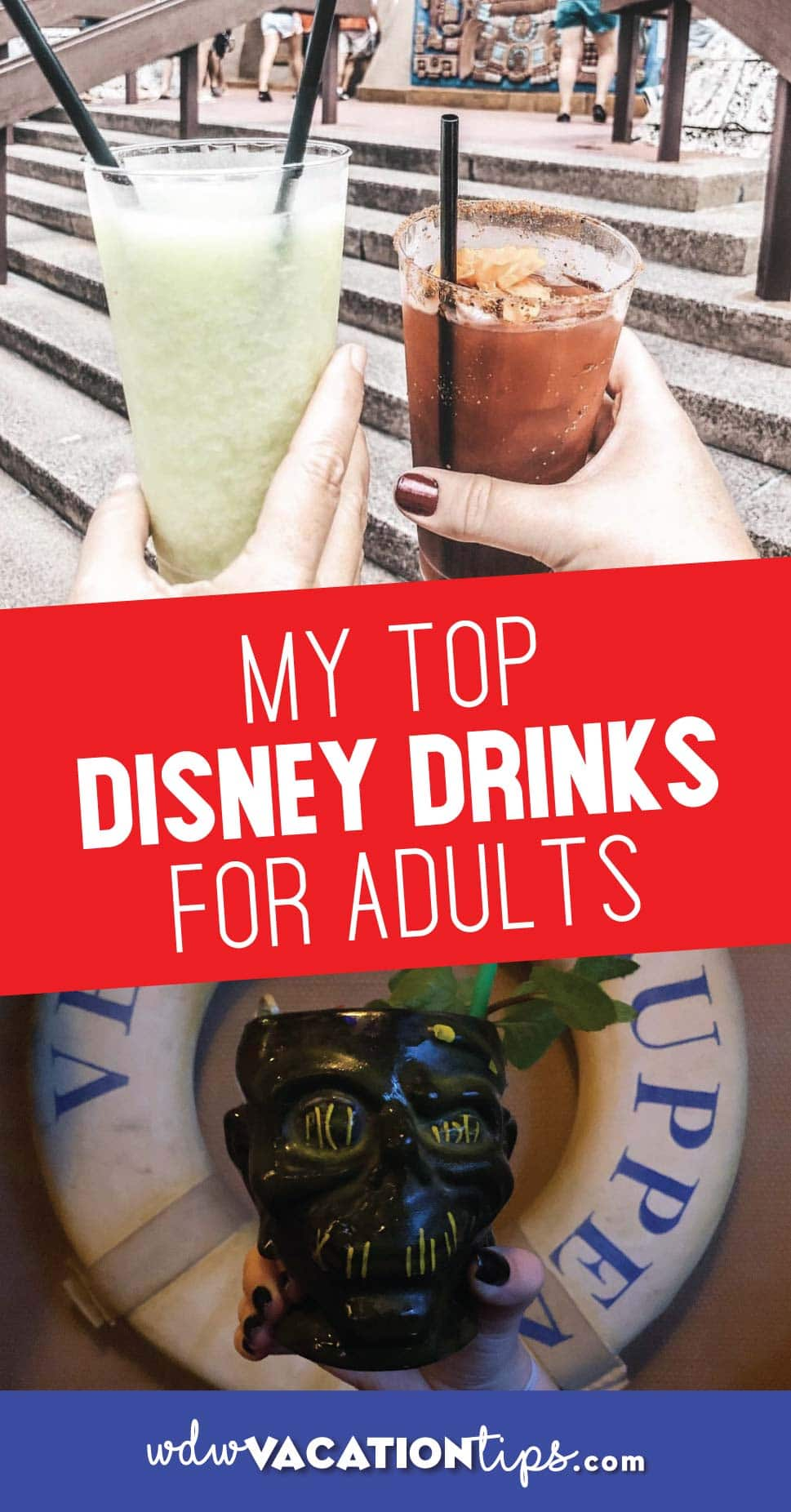 Best Disney World Drinks