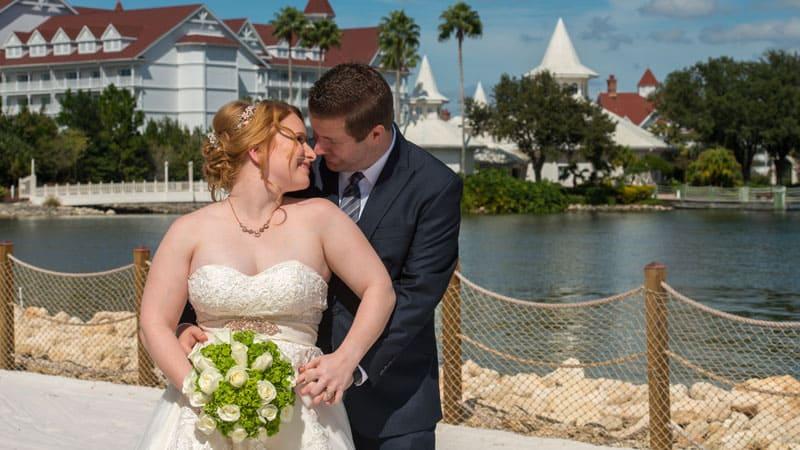 Disney Memories Wedding