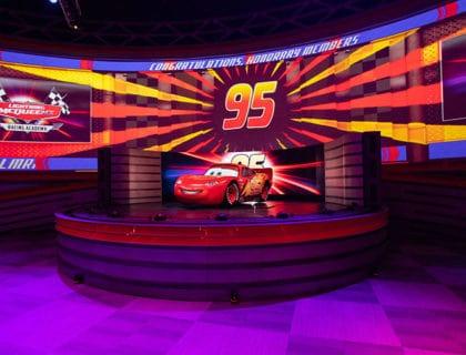 Lightning McQueen's Racing Academy 9