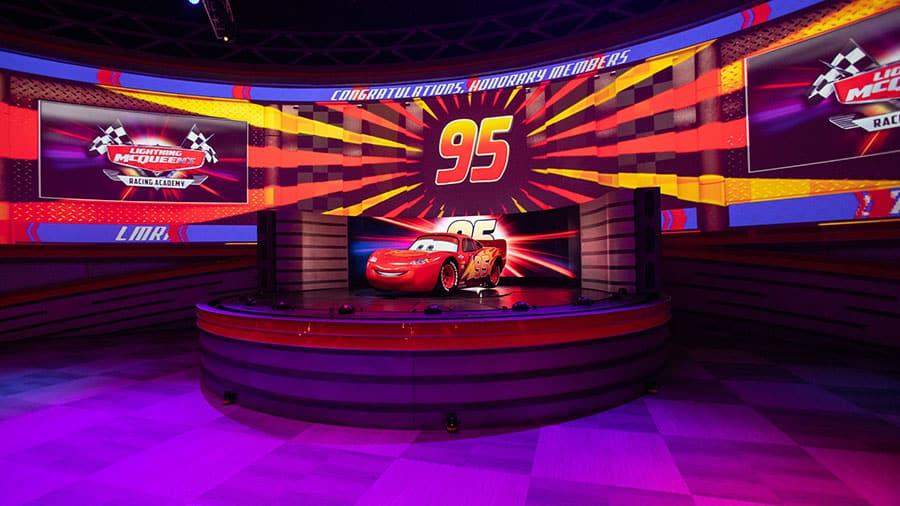 Lightning McQueen's Racing Academy 5