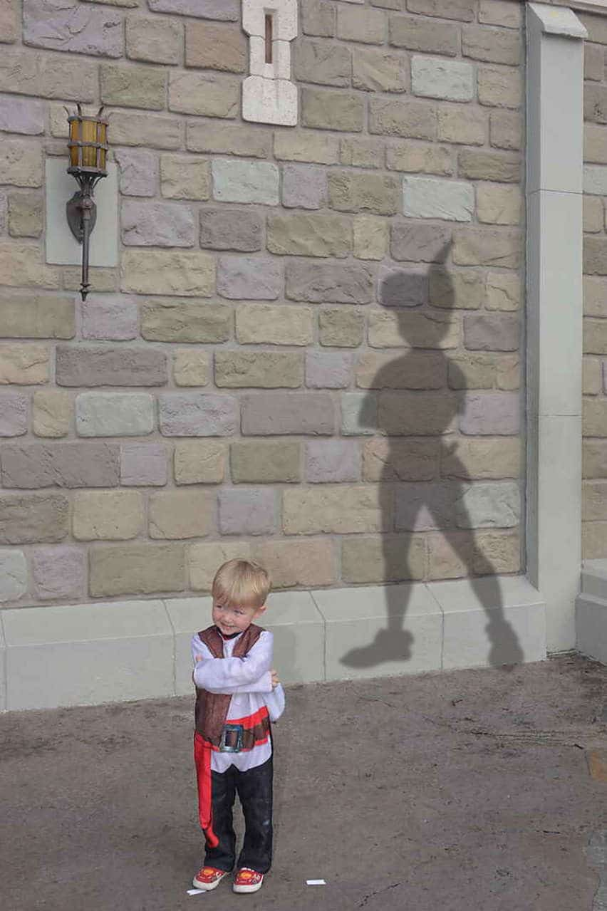 Tips for Toddlers Wearing Costumes at Disney World 12