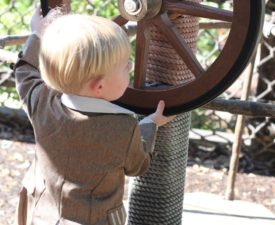Tips for Toddlers Wearing Costumes at Disney World