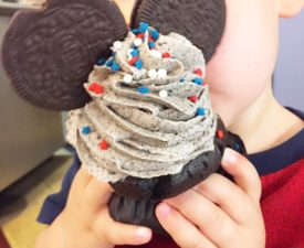 Disney's Big Top Treats