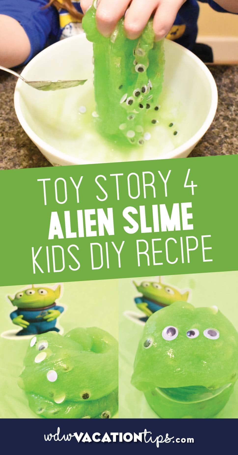 Toy Story Alien Slime