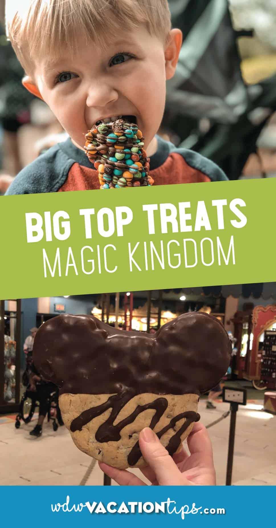 Big Top Treats Magic Kingdom