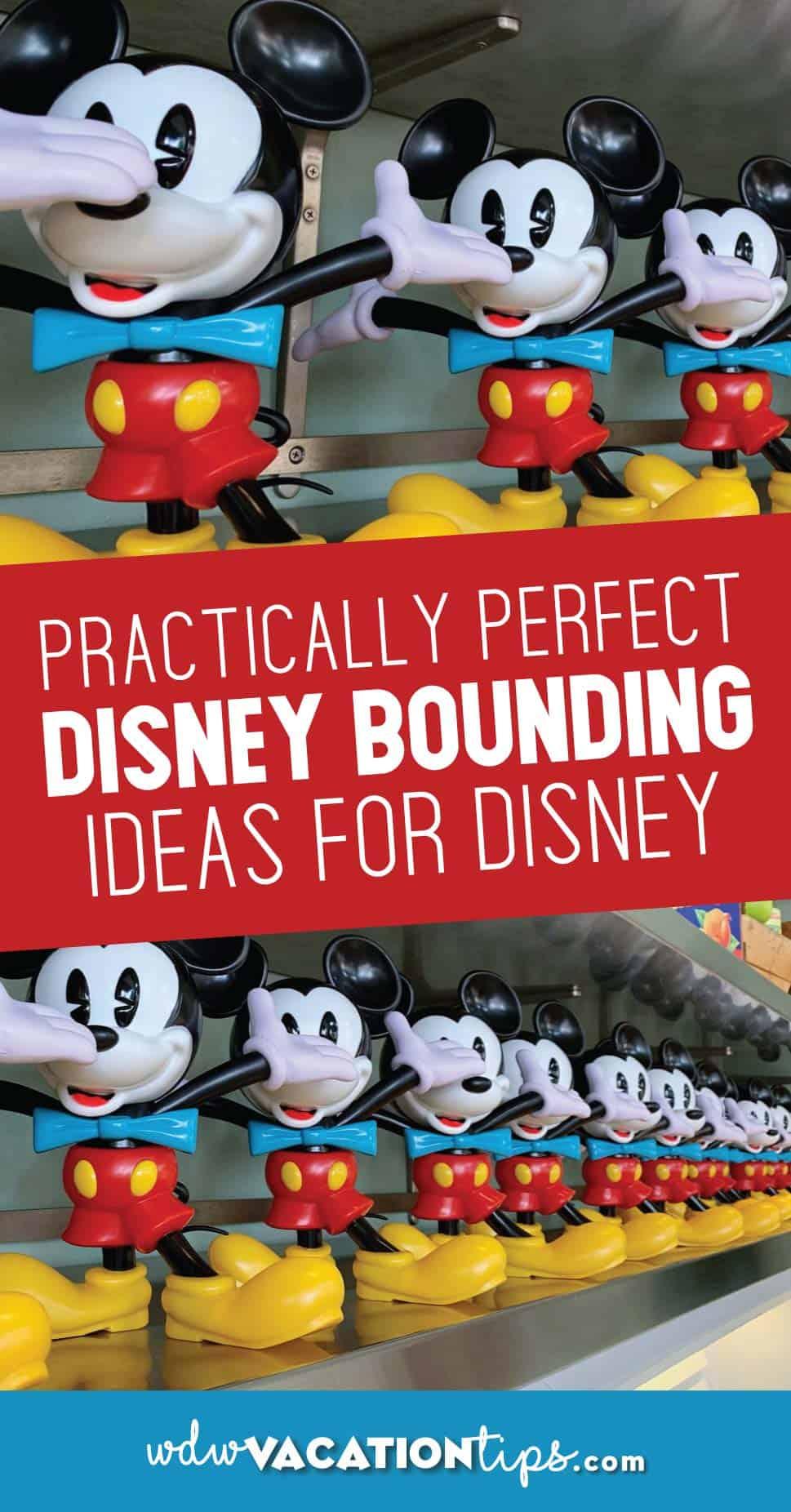 Disney Bounding
