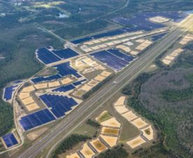 Massive New Disney World Solar Farm