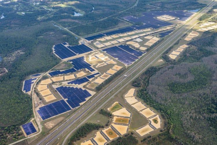 Massive New Disney World Solar Farm 3
