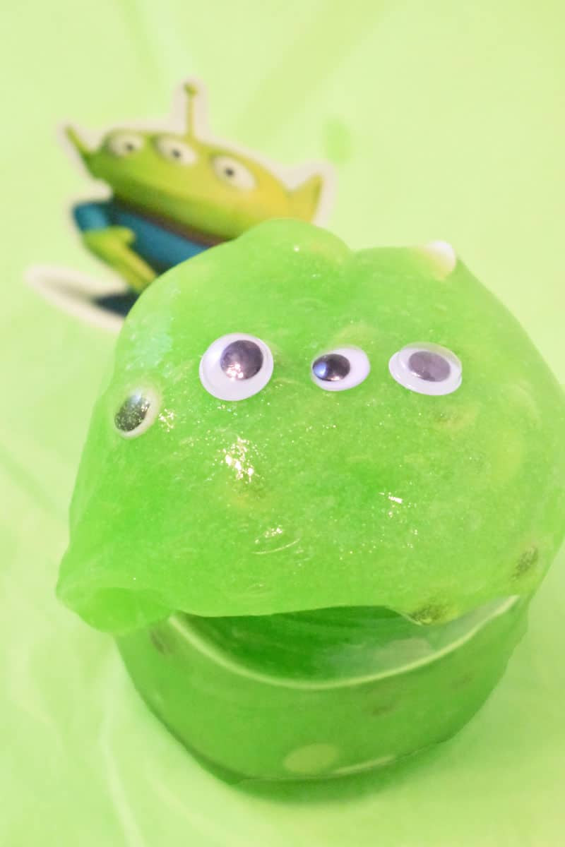 How To Make Your Own Toy Story Alien Slime 13